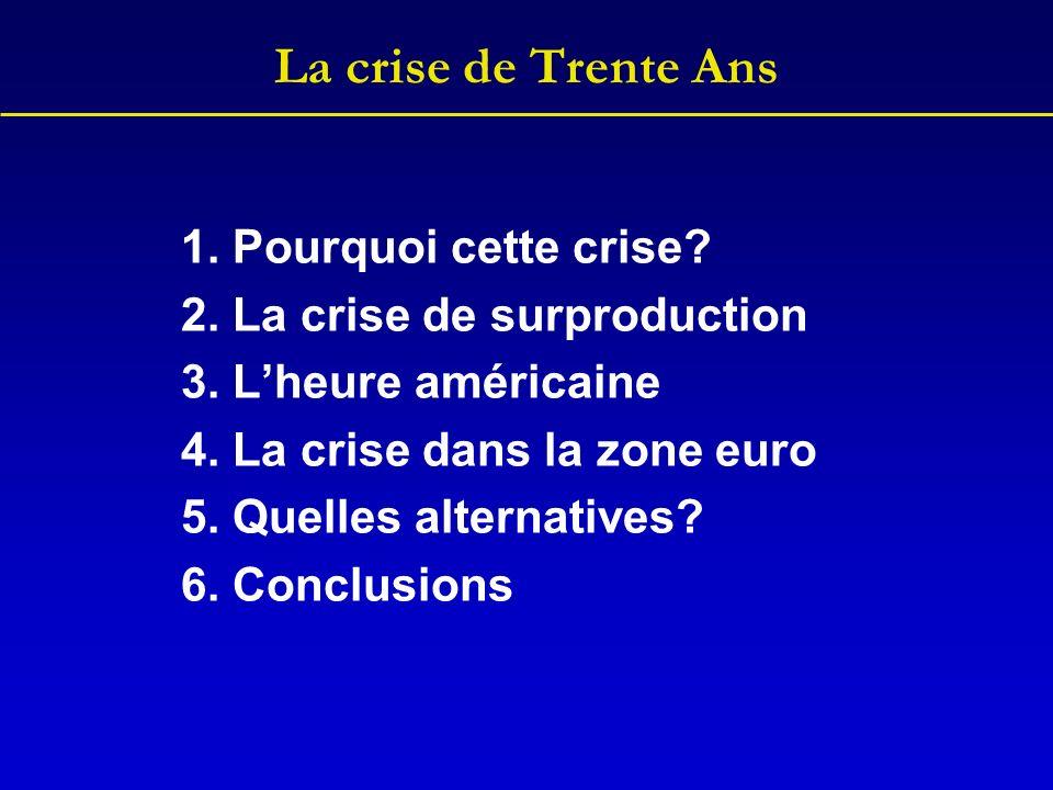 La crise dans la zone euro Les causes.Les Grecs fainéants.