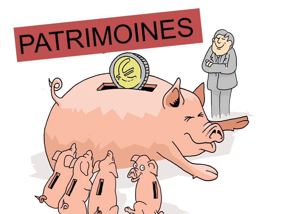 PATRIMOINES