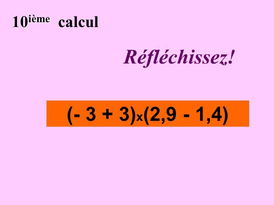 Écrivez ! 9 ième 9 ième calcul 8 – 7 x 2
