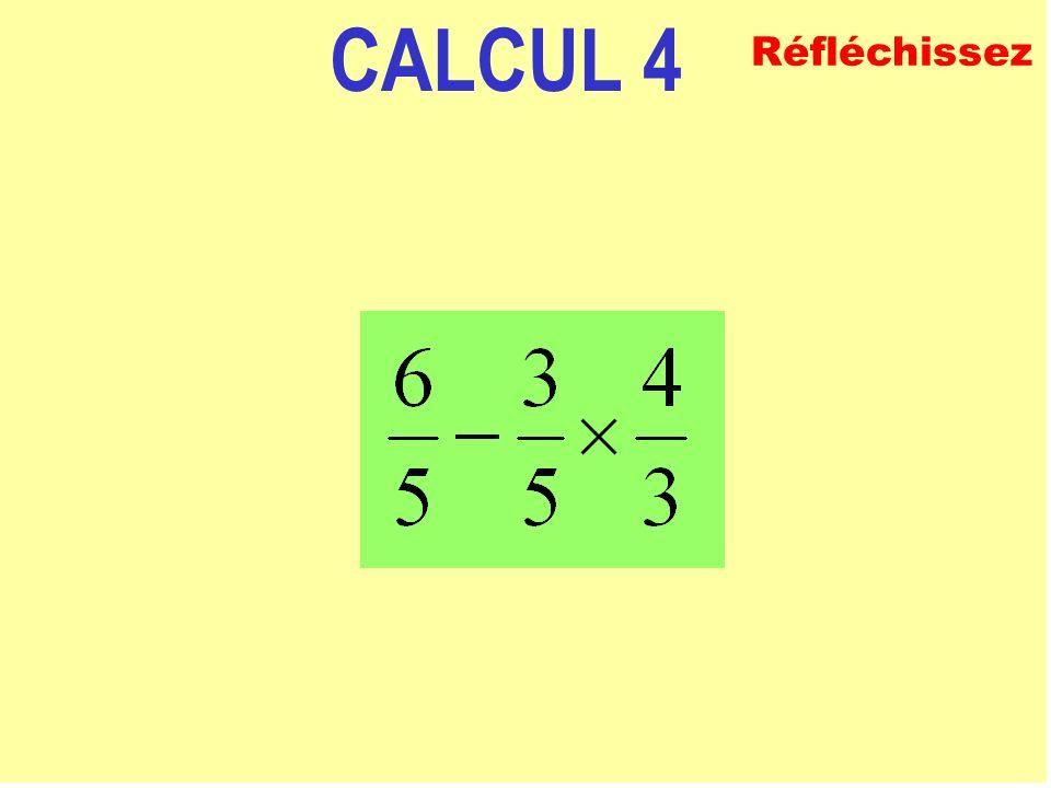 CALCUL 3 ECRIVEZ