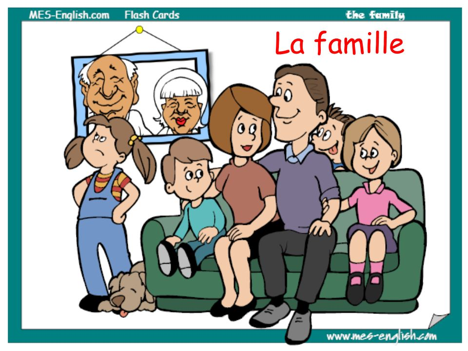 Les grand-parents