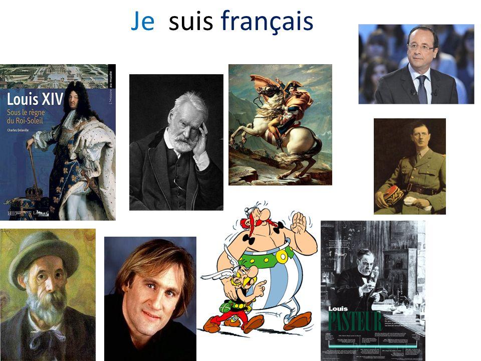 Je suis français