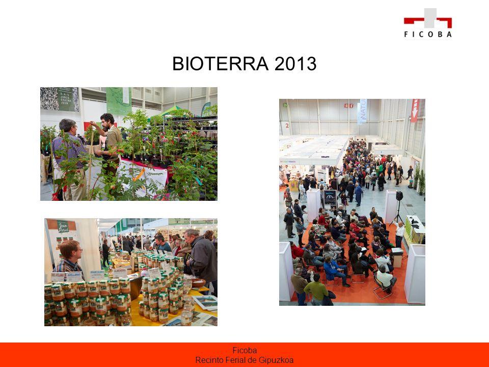 Ficoba Recinto Ferial de Gipuzkoa BIOTERRA 2013