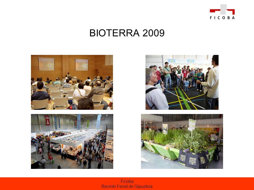 Ficoba Recinto Ferial de Gipuzkoa BIOTERRA 2009