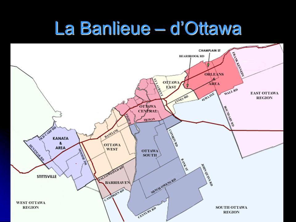 La Banlieue – dOttawa