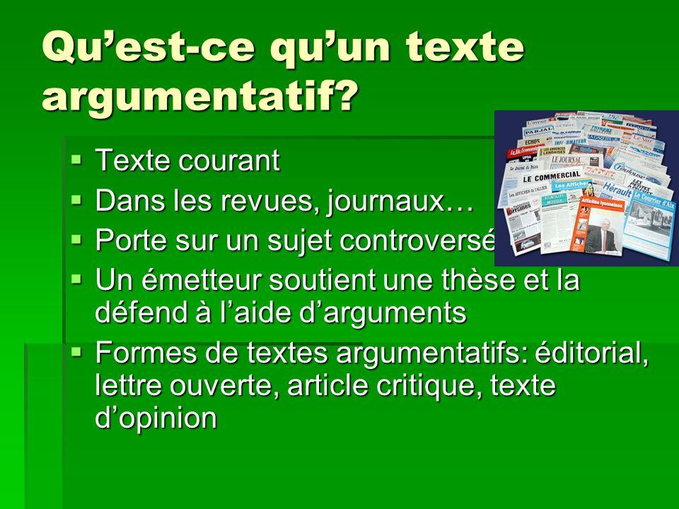 Quels sont les buts du texte argumentatif .Quels sont les buts du texte argumentatif .