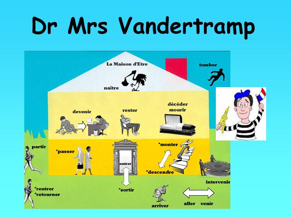 Dr Mrs Vandertramp