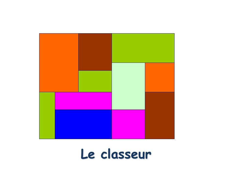 Le classeur