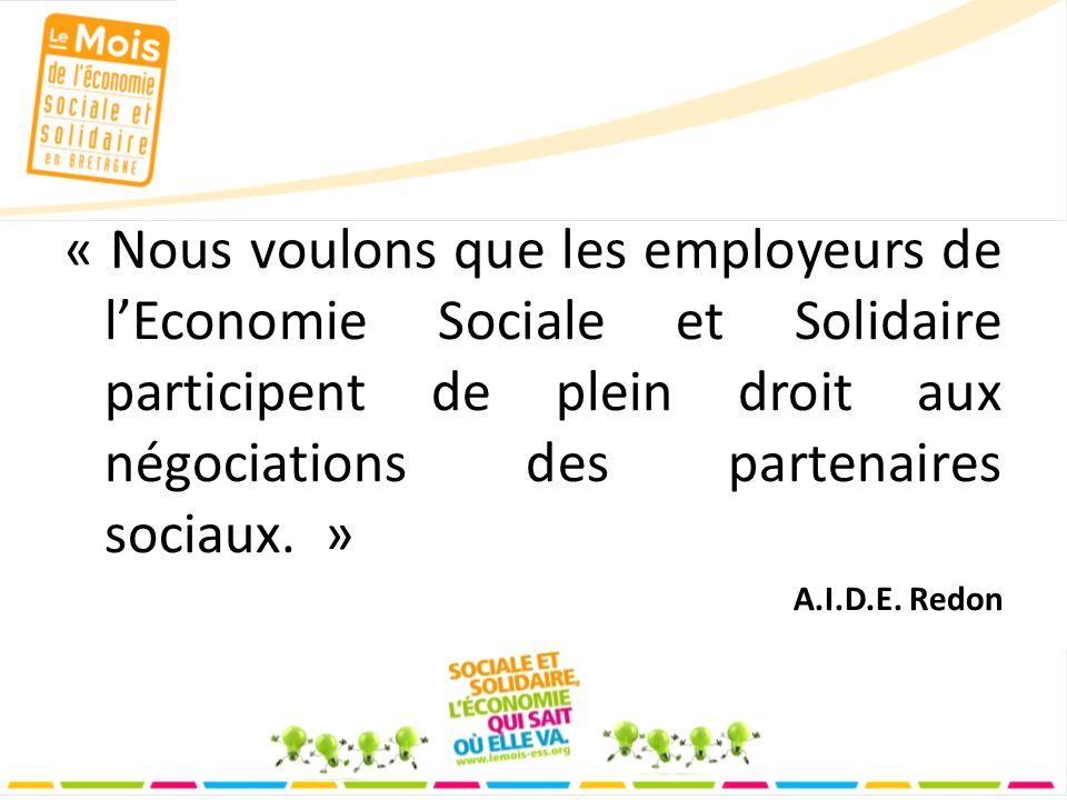 « Nous voulons au sein de notre entreprise privée, développer des actions solidaires et citoyennes et démontrer qu il est possible de conjuguer l économique et le social » Buroscope Rennes