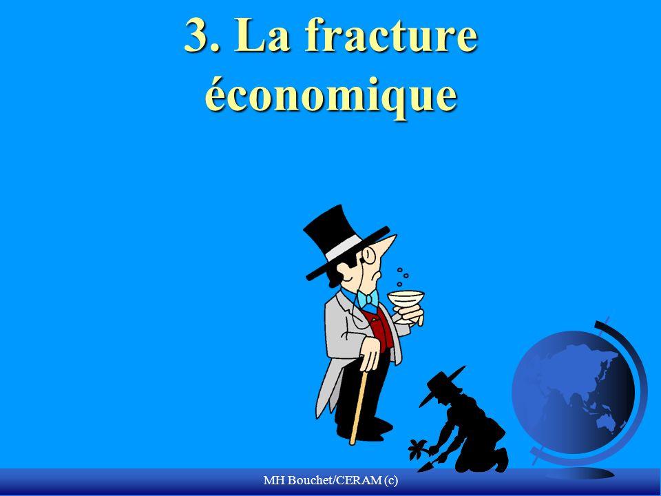MH Bouchet/CERAM (c) 3. La fracture économique