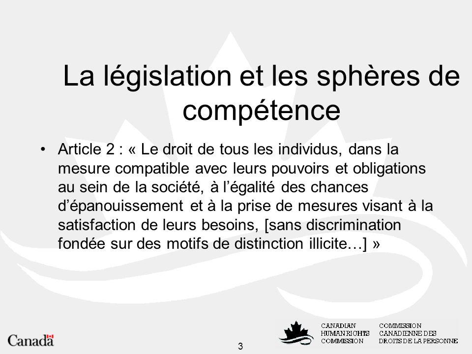 14 Dispositions antidiscriminatoires Protection contre les représailles La Commission peut enquêter sur des plaintes de représailles déposées contre des plaignants et y donner suite.