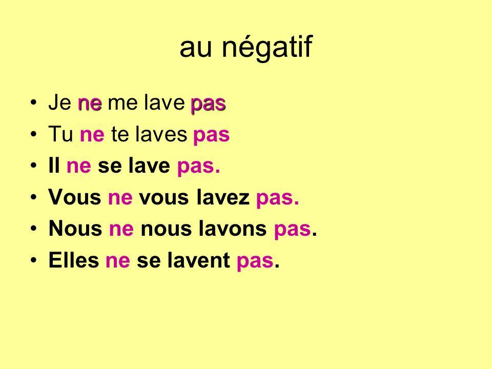 Groupe 3: ces verbes changent de sens à la forme pronominale: ce sont des vebes à sens idiomatique: Il faut les mémoriser.