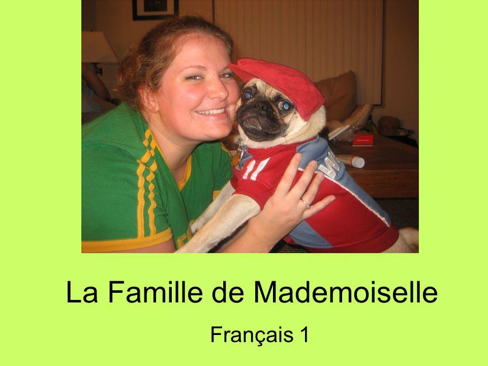 La Famille de Mademoiselle Français 1