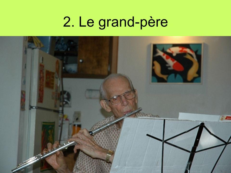 2. Le grand-père