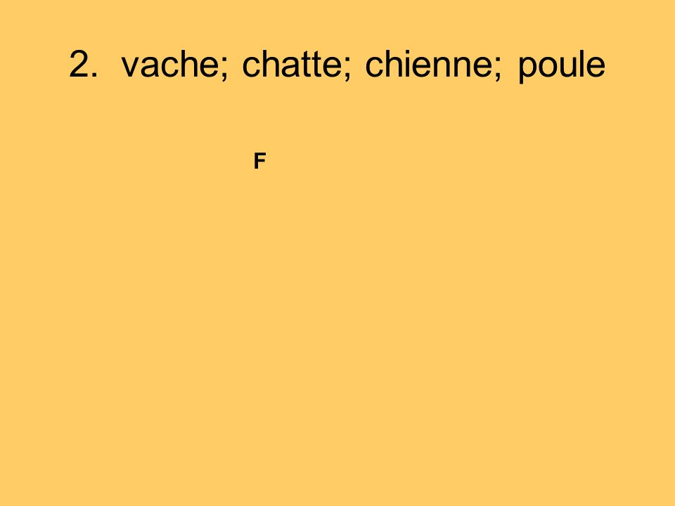 1.page/ plage 2. main/ fin 3. exercice/ prince 4.
