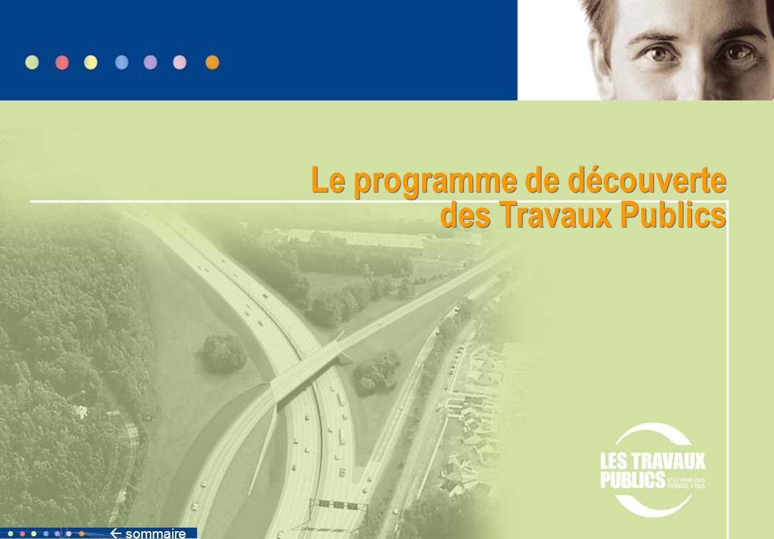 sommaire 33 Les projets du secteur privé Les commandes émanent dentreprises privées.