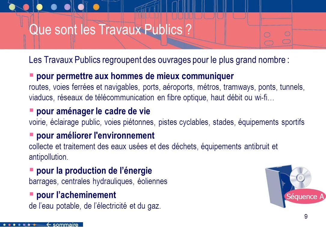 sommaire 30 Les projets nationaux Au sein de ladministration française, des services ont pour mission de définir linfrastructure dont le pays aura besoin au cours des prochaines années.