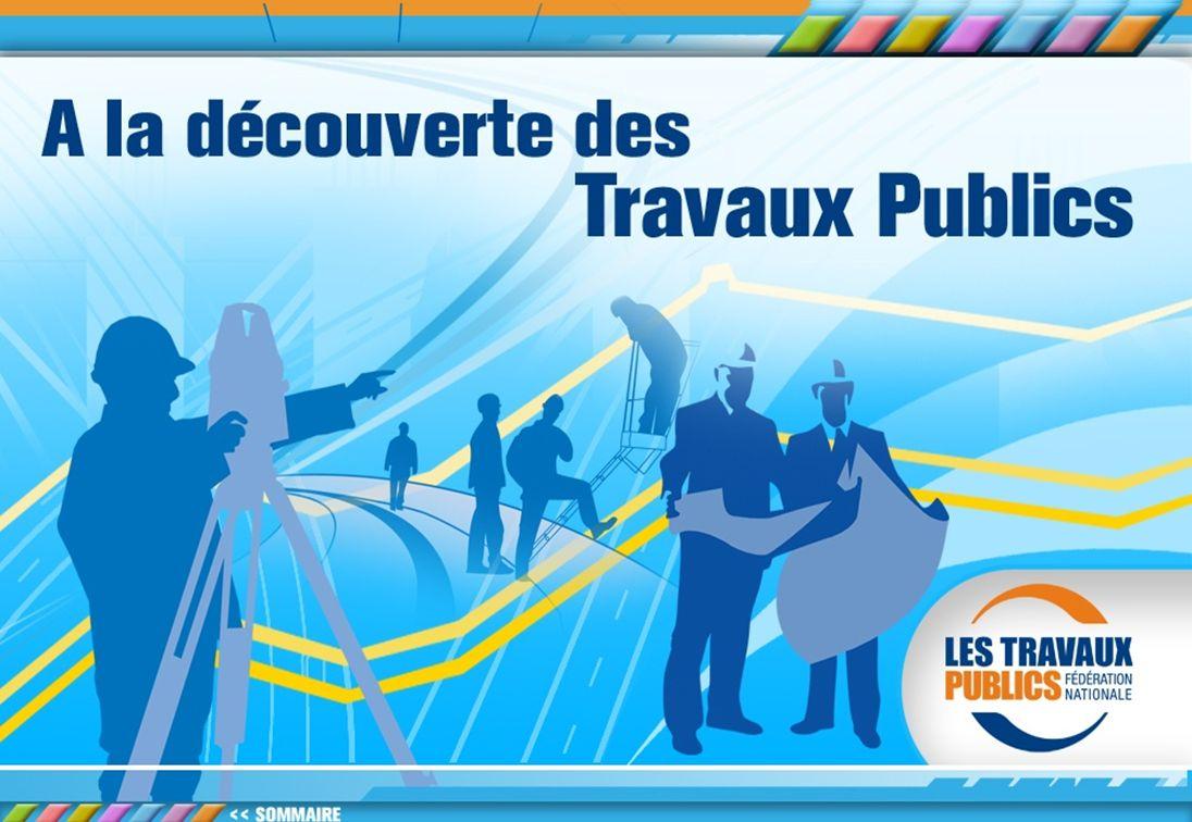 12 www.travauxpublics.info www.travauxpublics.info www.fntp.fr - www.metier-tp.com – www.planete-tp.com – www.tracetaroute.frwww.fntp.frwww.metier-tp.comwww.planete-tp.comwww.tracetaroute.fr Conception - réalisation : Team Media Group Canalisateurs de France – USIRF – FRTP Bourgogne – FRTP Franche Comté - FRTP Champagne Ardenne Crédit images: Olivier Mégaton/Near Production/DDB – Christèle Oudin/LGM - Onisep – © ADIR – RFO avec le concours de lEurope et de la Région Réunion Crédit photos : FNTP, Bouygues Construction, Colas, Eiffage, Vinci Construction, Sogea Satom, Entreprises de TP, X, DR.