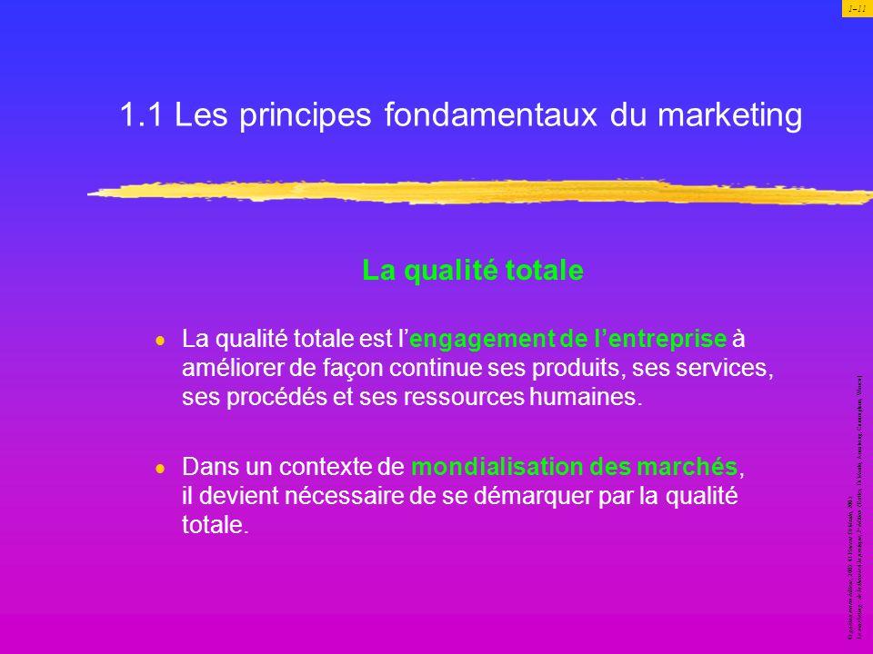 © gaëtan morin éditeur, 2001. © Vincent Di Maulo, 2001. Le marketing : de la théorie à la pratique, 2 e édition (Kotler, Di Maulo, Armstrong, Cunningh