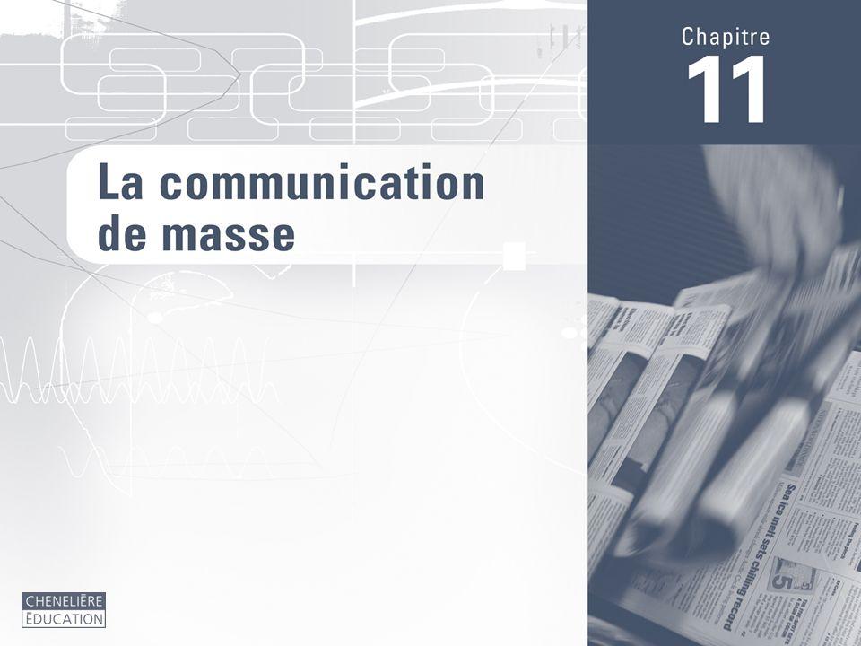 2 Les publics visés par les relations publiques TABLEAU 11.1 But : entretenir de bonnes relations avec lenvironnement de lentreprise.