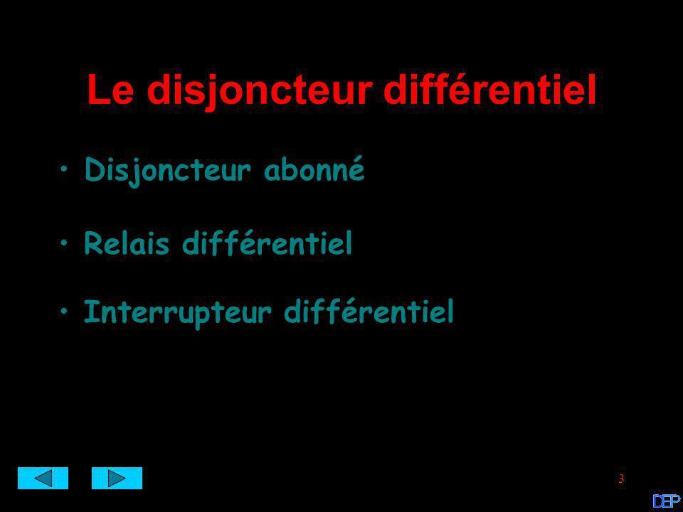 14 Interrupteur différentiel