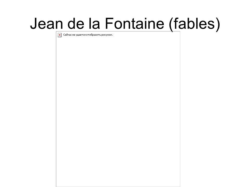 Jean de la Fontaine (fables)