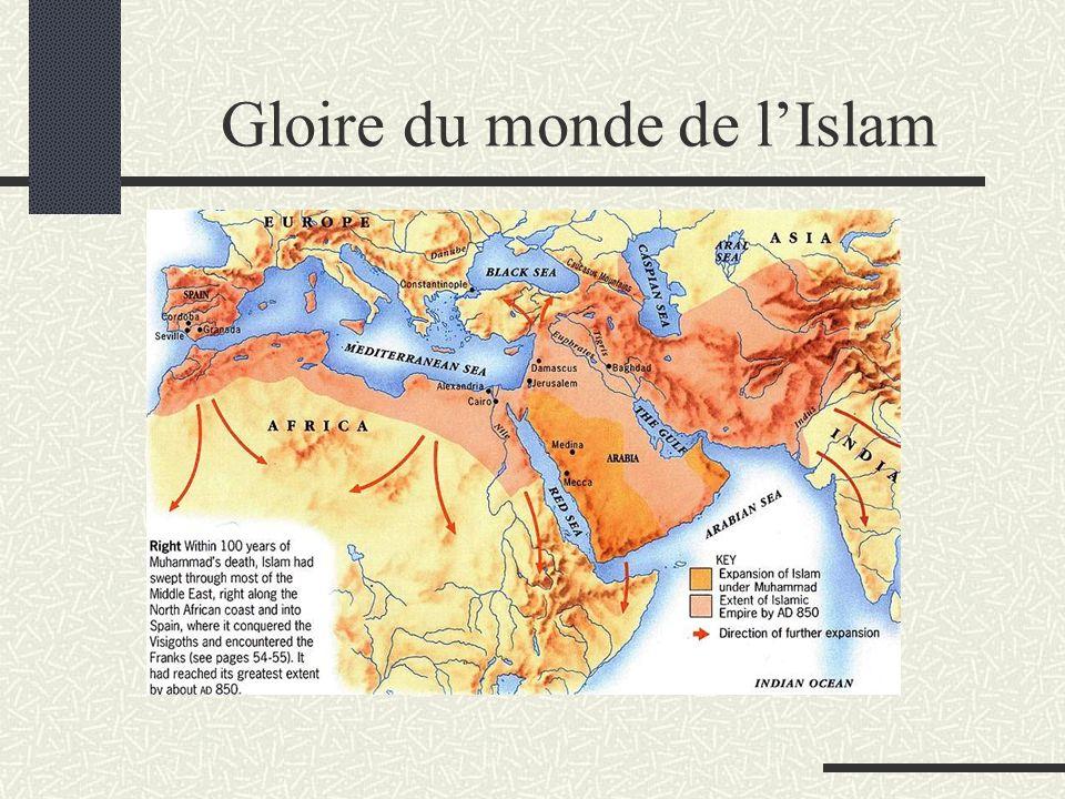 Gloire du monde de lIslam