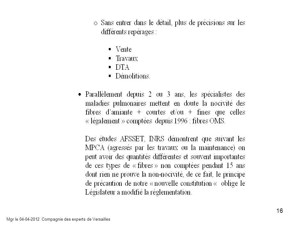 Mgr le 04-04-2012 Compagnie des experts de Versailles 16