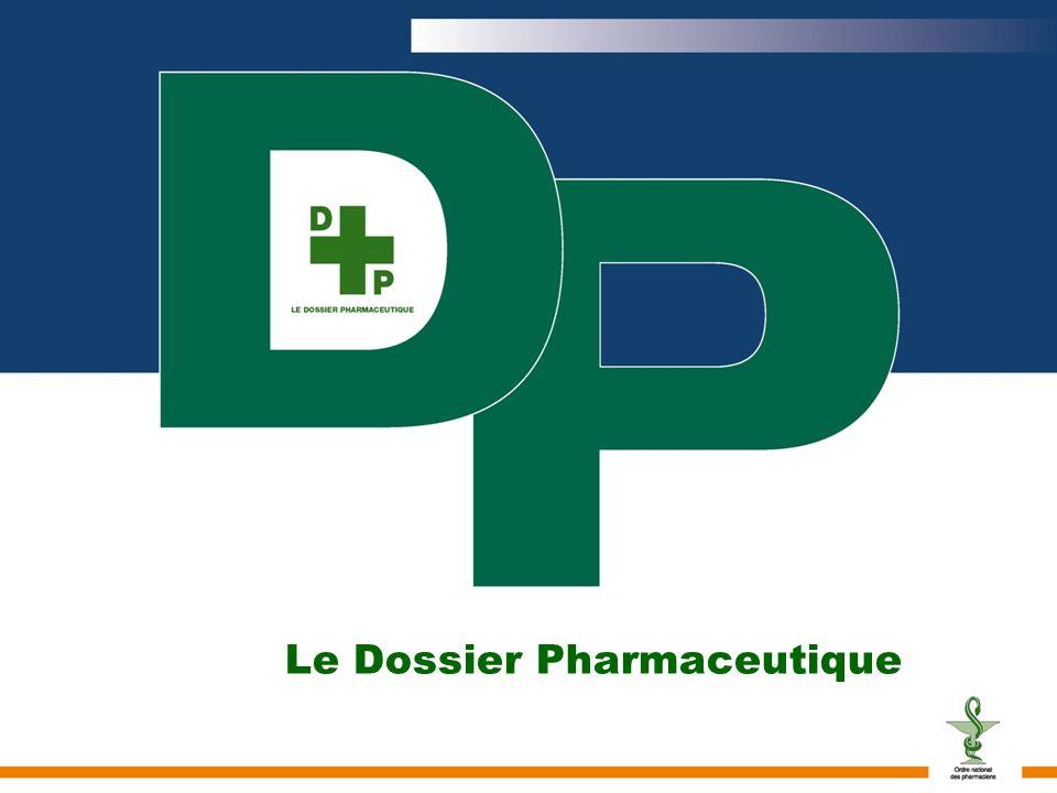 Les différentes opérations du logiciel Création dun DP / Refus de création Consultation du DP Alimentation du DP Interactions avec le DP Edition du DP Suppression du DP