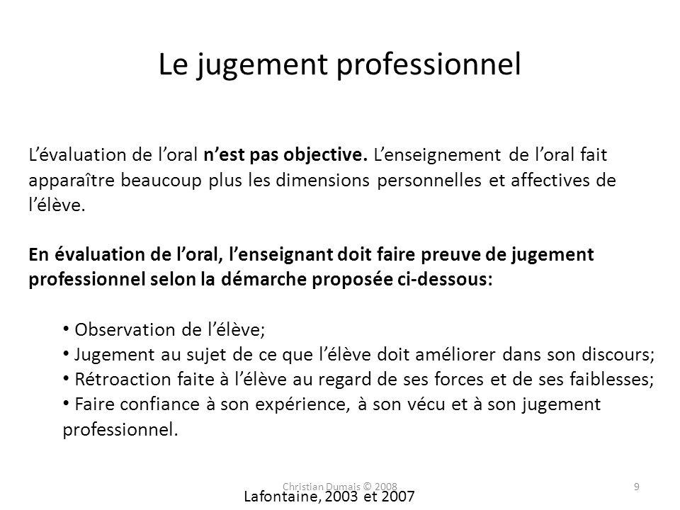 Journal de bord Selon Lafontaine (2007, p.
