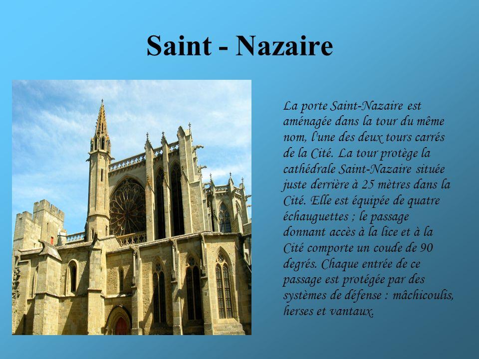 Saint-Sernin La basilique Saint-Sernin est un des édifices emblématiques de Toulouse.