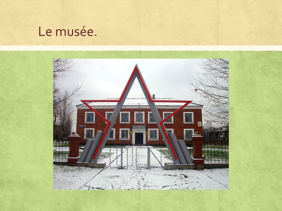 Le musée.
