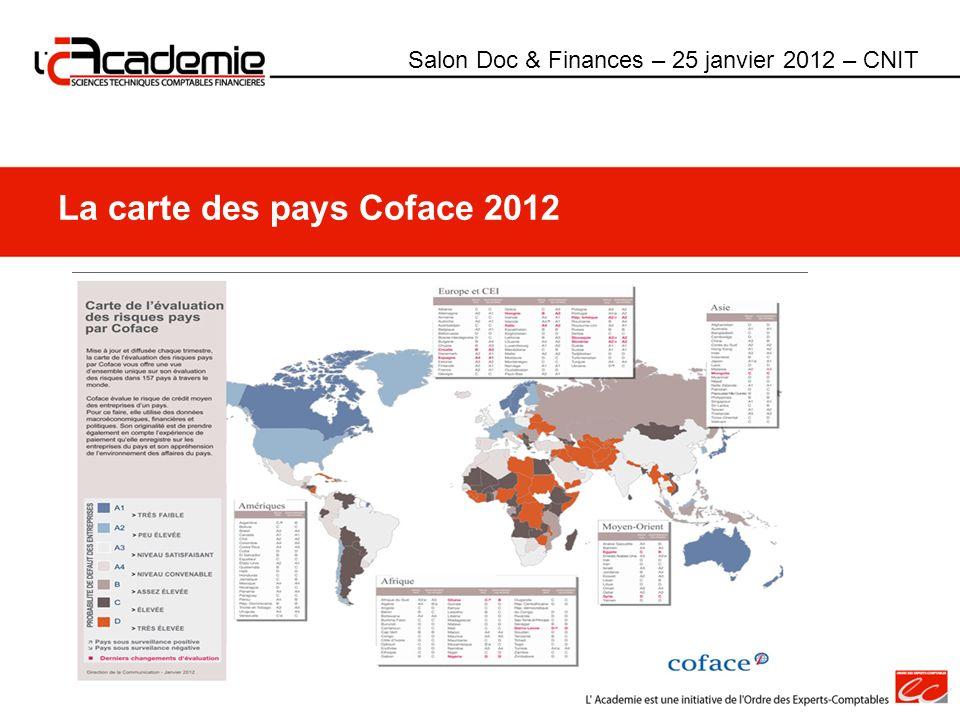 Questions/Réponses 25 janvier 2011– Salon Doc & Finances
