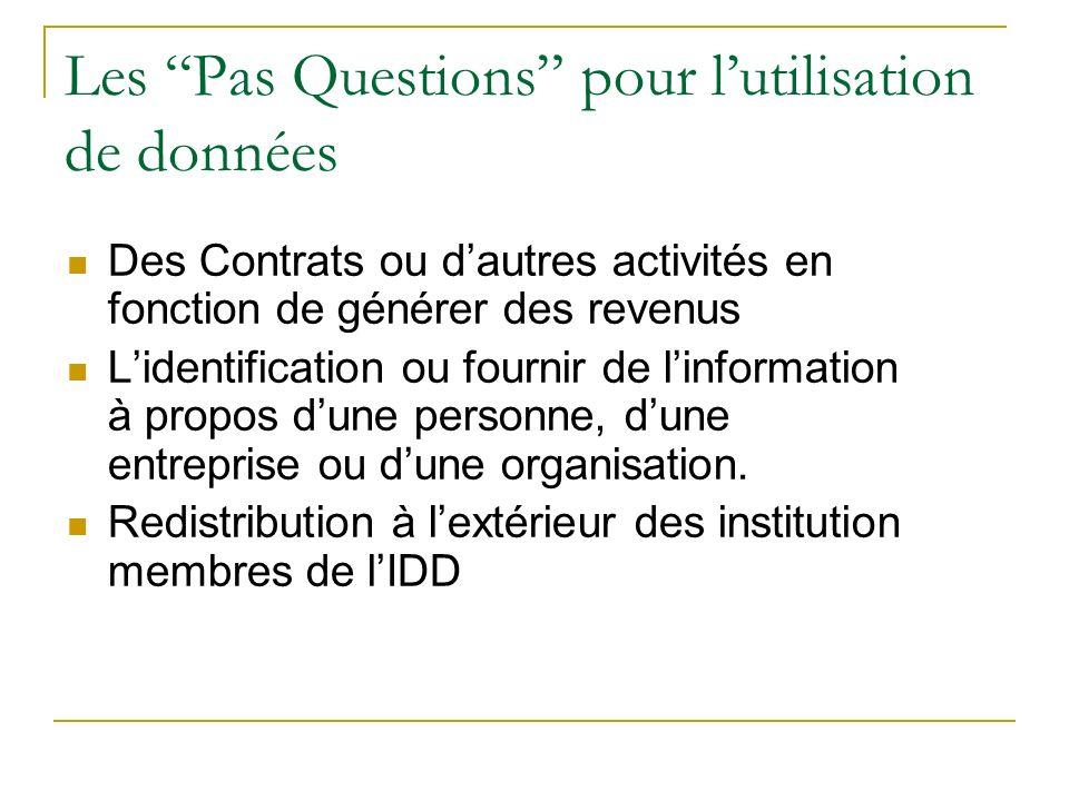 Les Pas Questions pour lutilisation de données Des Contrats ou dautres activités en fonction de générer des revenus Lidentification ou fournir de linformation à propos dune personne, dune entreprise ou dune organisation.