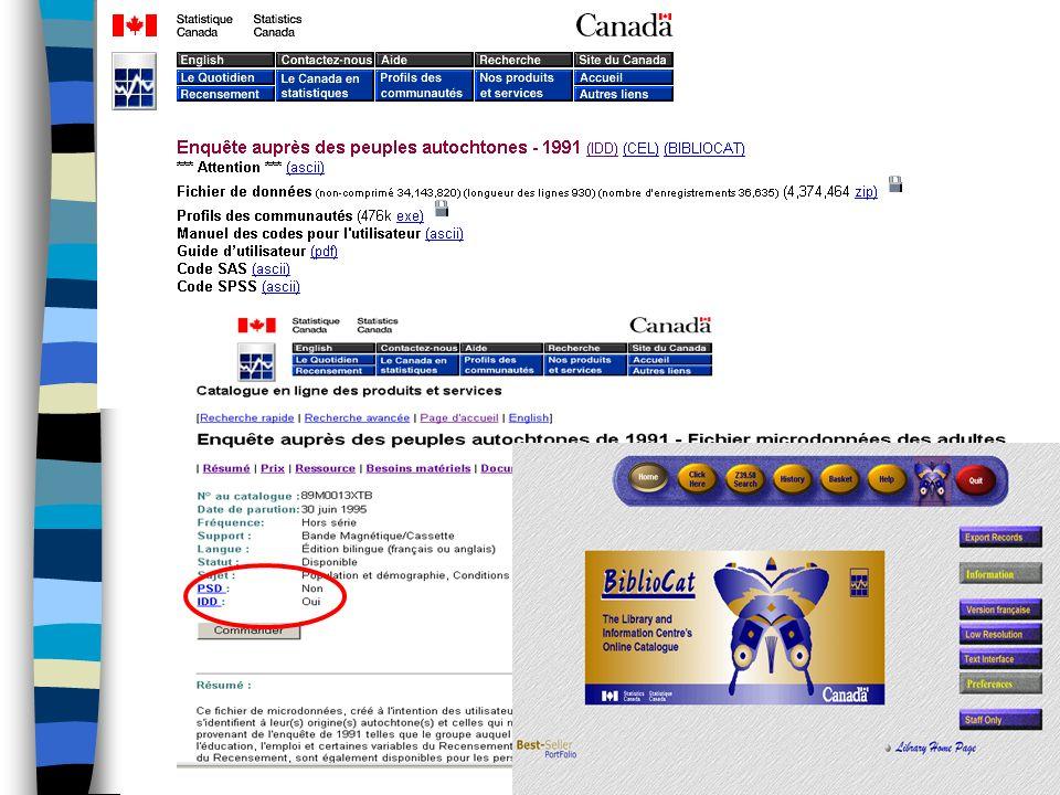 Atelier IDD 2004 - Boîte à outils : site web de l IDD - 30 avril 200444
