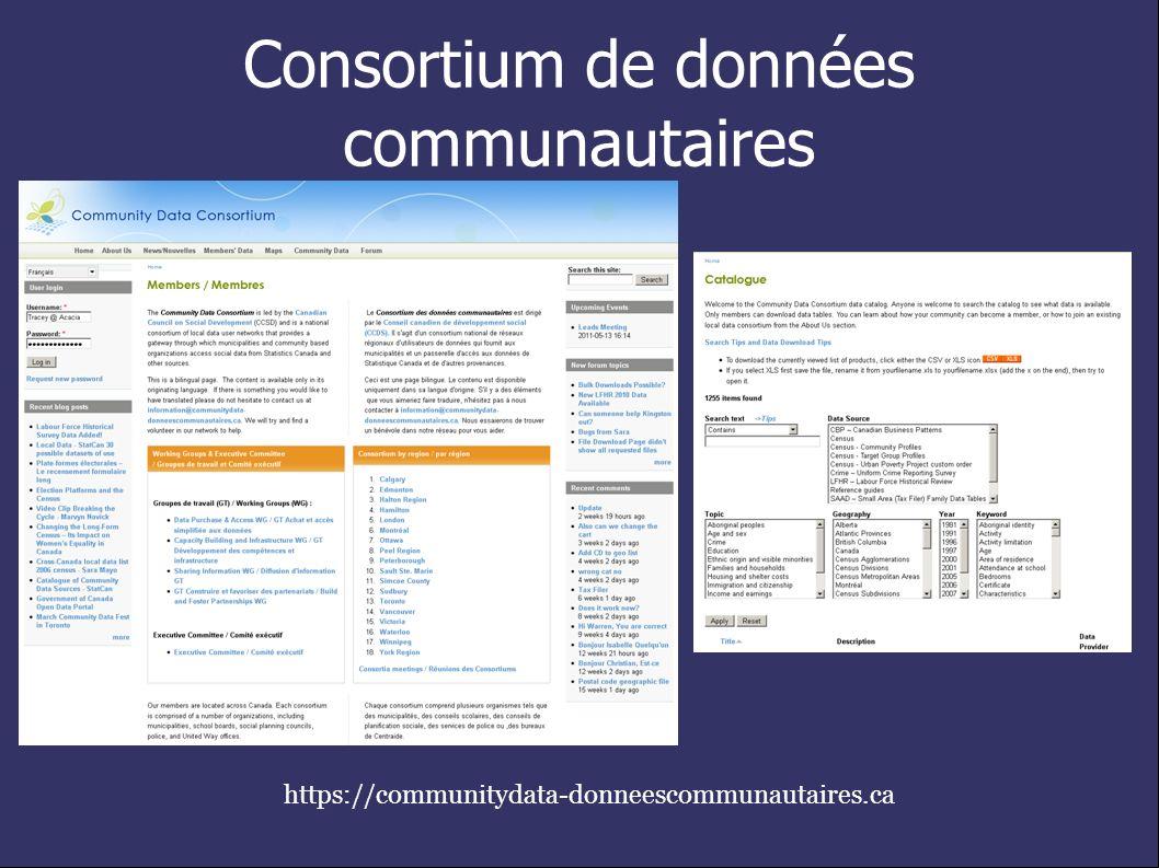 Consortium de données communautaires https://communitydata-donneescommunautaires.ca