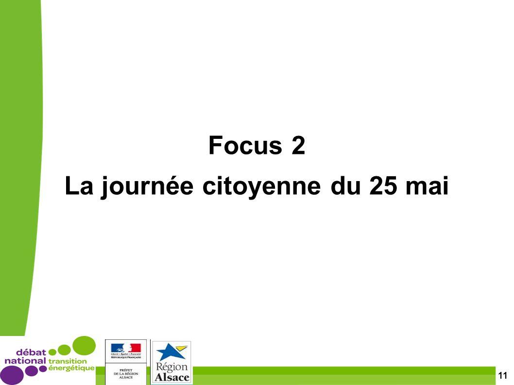 11 Focus 2 La journée citoyenne du 25 mai
