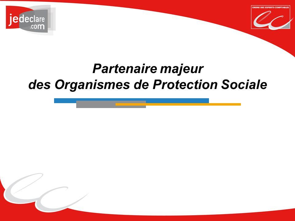 Partenaire majeur des Organismes de Protection Sociale