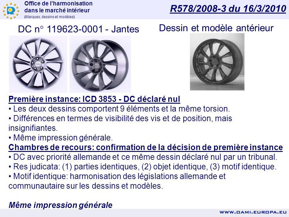 Office de lharmonisation dans le marché intérieur (Marques, dessins et modèles) DC n° 526801-001 Jeux (jeux pédagogiques) Rejet de la demande en nulli