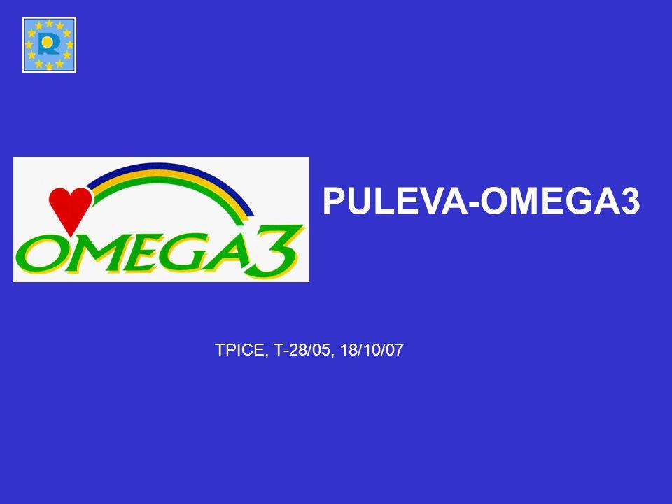 TPICE, T-28/05, 18/10/07 PULEVA-OMEGA3