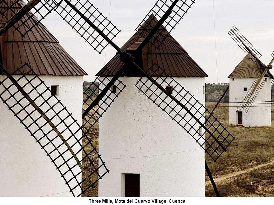 Office de l harmonisation dans le marché intérieur (marques, dessins et modèles) Three Mills, Mota del Cuervo Village, Cuenca