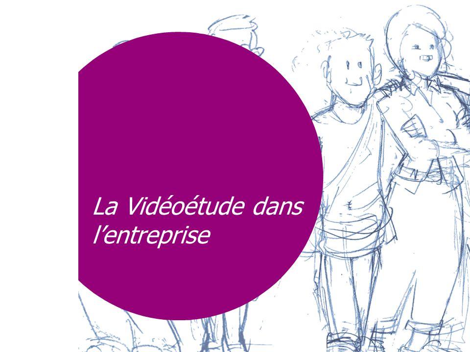 La Vidéoétude dans lentreprise Home Use Blog (HUB)