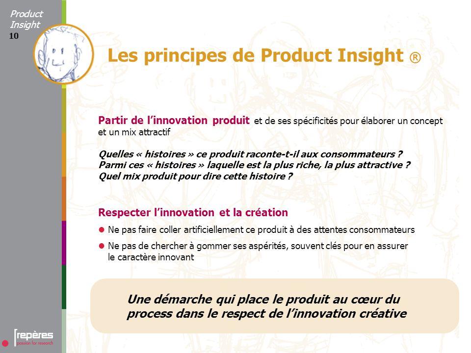 10 Partir de linnovation produit et de ses spécificités pour élaborer un concept et un mix attractif Quelles « histoires » ce produit raconte-t-il aux consommateurs .