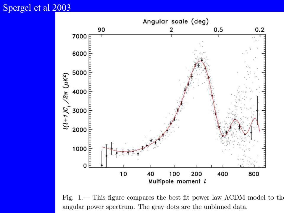 Spergel et al 2003