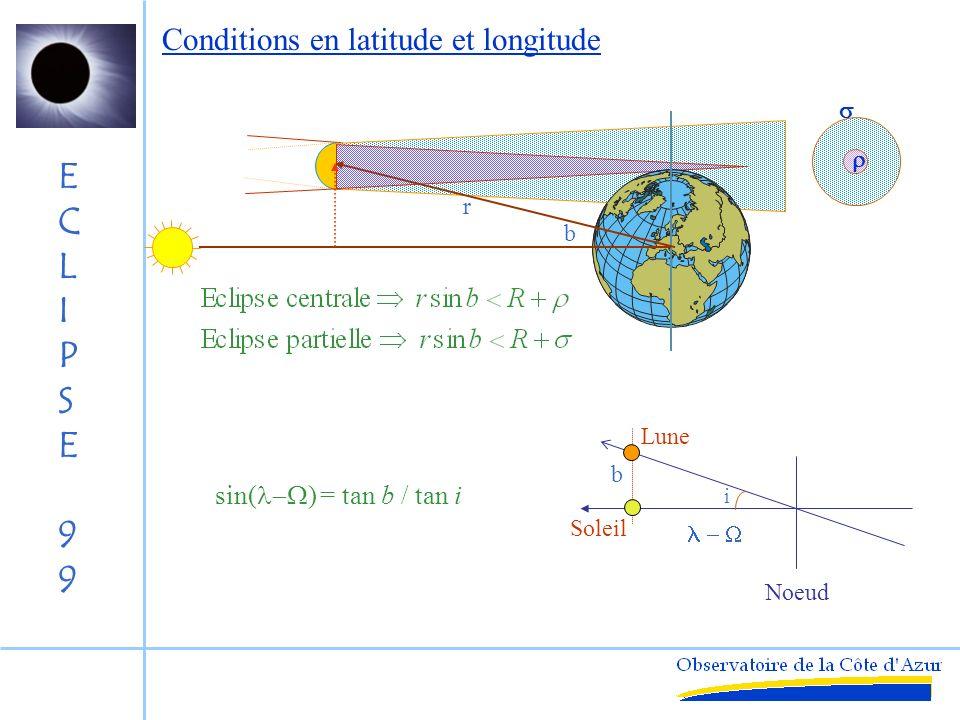 ECLIPSE99ECLIPSE99 La couronne solaire 26 février 1998