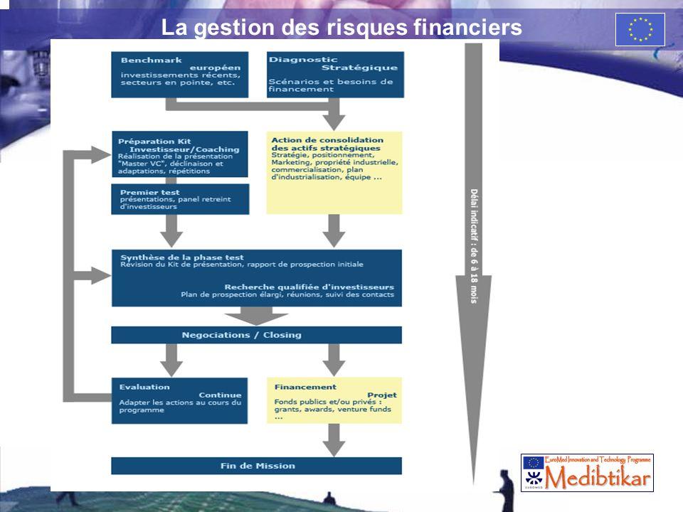 51 La gestion des risques financiers 51