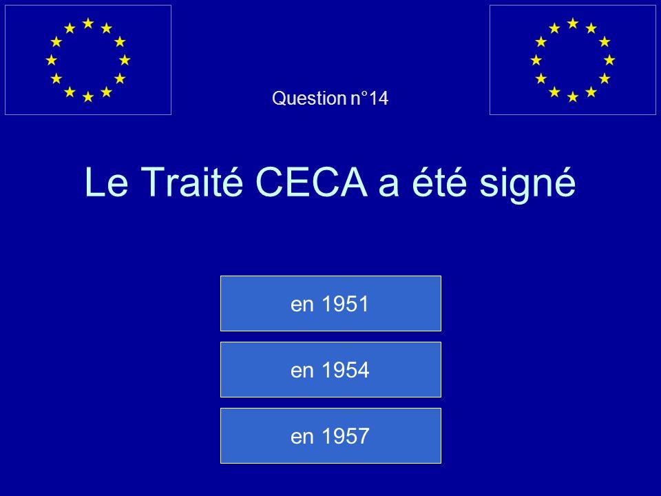 Mauvaise réponse… La Grèce est entrée dans lUE en 1981 Question suivante