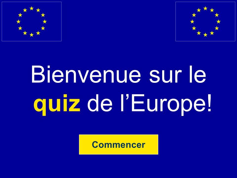 Bonne réponse !!! La Pologne est membre de lUE depuis 2004 Question suivante