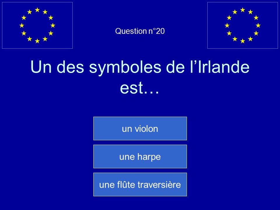 Mauvaise réponse… A Malte on paie avec leuro depuis le 1 er janvier 2008 Question suivante