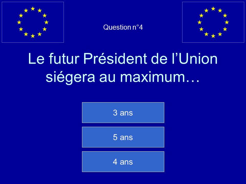 Mauvaise réponse… La Belgique, la Grèce et le Portugal ont chacun 24 députés Question suivante